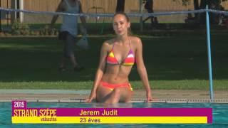 Strand Szépe 2015 - Jerem Judit