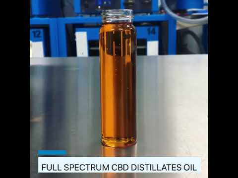 FULL SPECTRUM CBD OIL AVAILABLE IN BULK