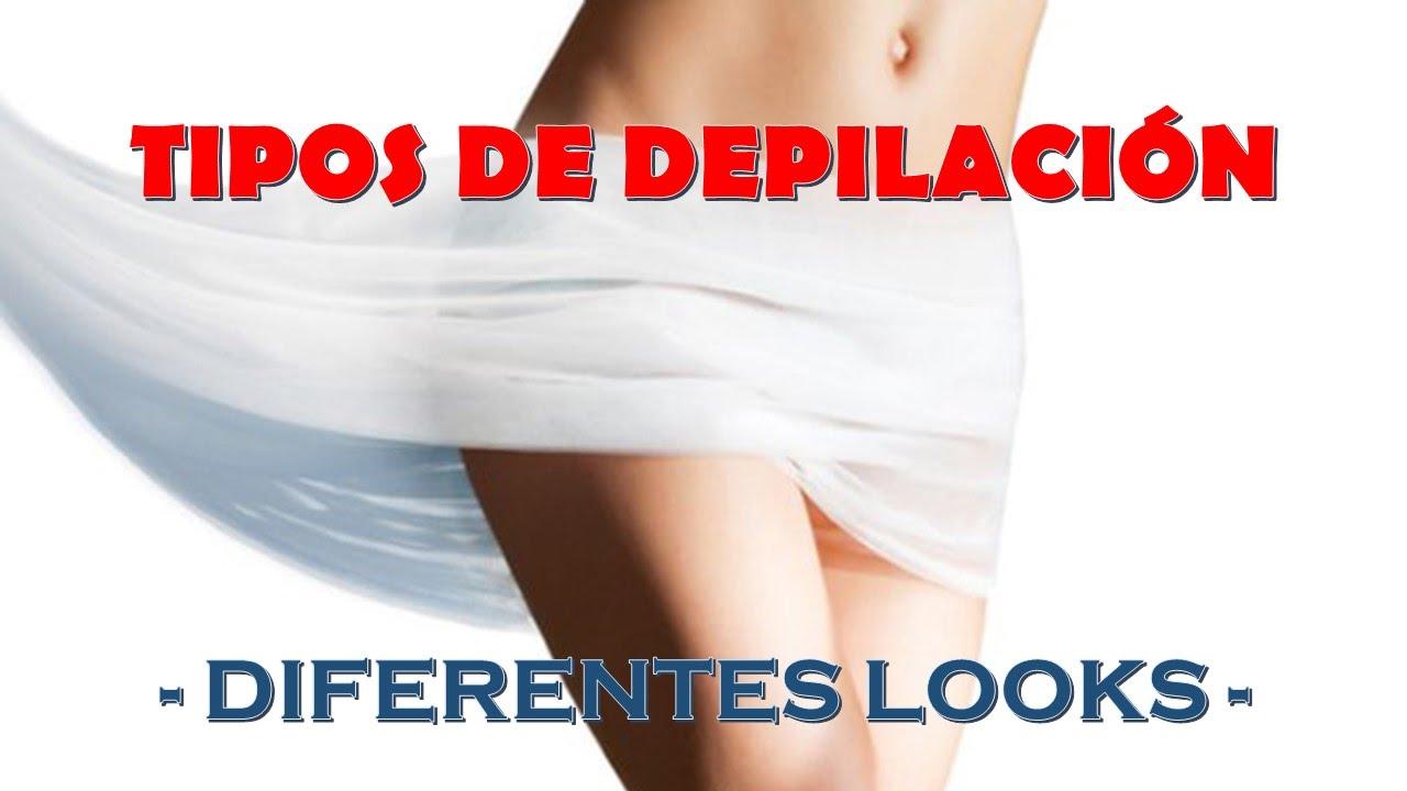 Tipos De Depilación Femenina Diferentes Looks Silviad8a Youtube