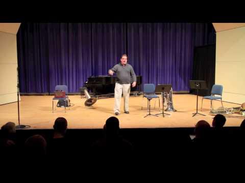 TEW 2015: Tom Holtz Recital