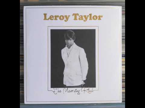 Leroy Taylor - The Marrying Kind