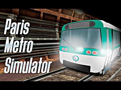 paris subway simulator 3d try free ride youtube. Black Bedroom Furniture Sets. Home Design Ideas