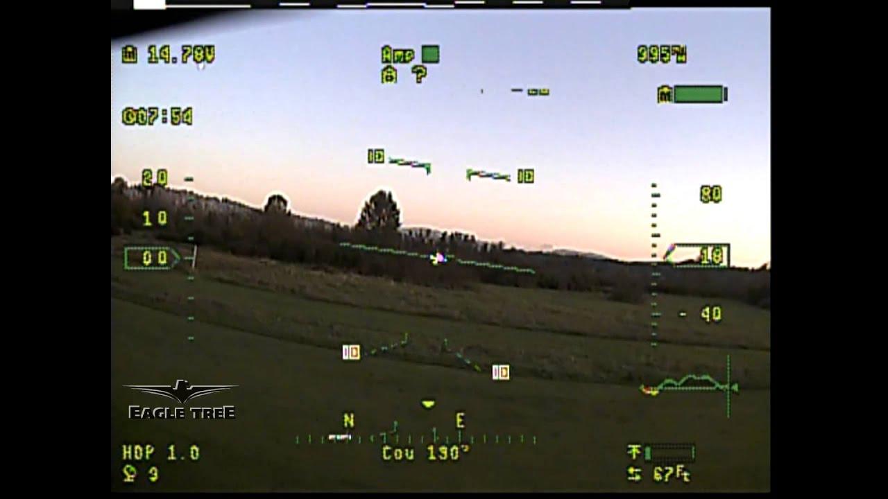 Vector Flight Controller + OSD