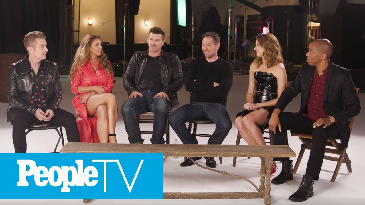 'Angel' Cast Reveals Their Favorite Episodes | PeopleTV | Entertainment Weekly