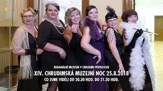 XIV. chrudimská muzejní noc - Regionální muzeum v Chrudimi 25.5.2018 - ukázka
