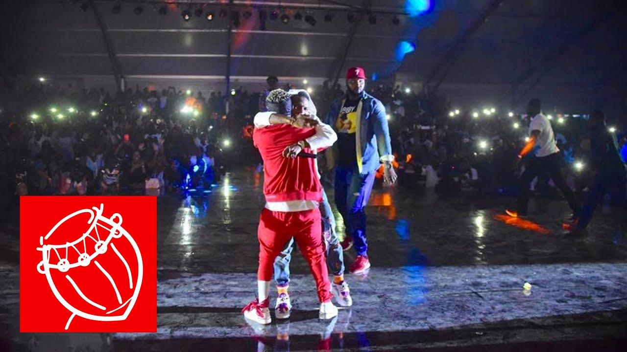 Wizkid unites with Shatta Wale @ Ghana Meets Naija | Ghana Music