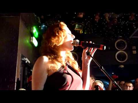 Valentina Monetta (live) - Chrysalis (You`ll Be Flying) - London Eurovision Party - 21-04--2013
