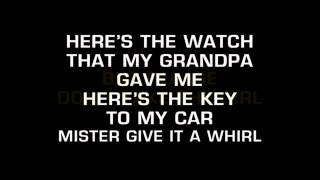 Tim McGraw Don't Take The Girl Karaoke)