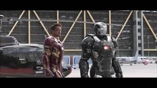 Capitão América: Guerra Civil - Bastidores de Efeitos Visuais [CGI, VFX]