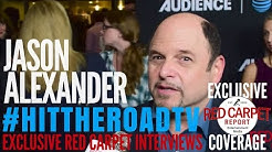 Jason Alexander interviewed at AT&T Audience Network's LOUDERMILK & HIT THE ROAD event