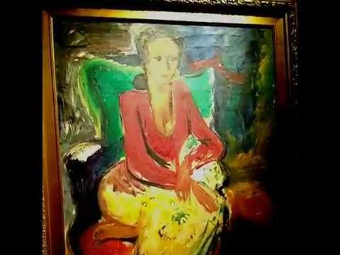 KEREN! Koleksi Lukisan Istana Kepresidenan RI Ada Di Sini