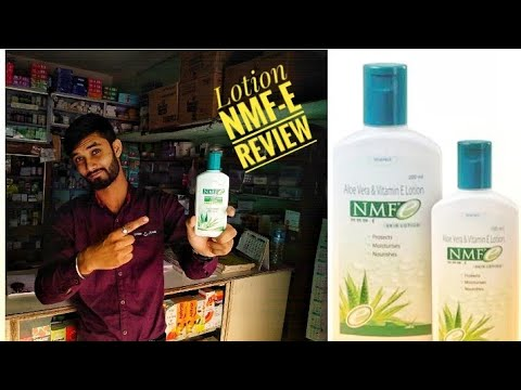 nmf-e..moisturizing-lotion-review..watch-full-video