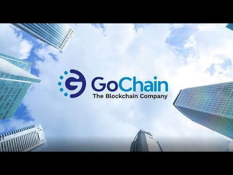 GoChain - The Blockchain Company