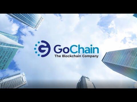 GoChain – The Blockchain Company