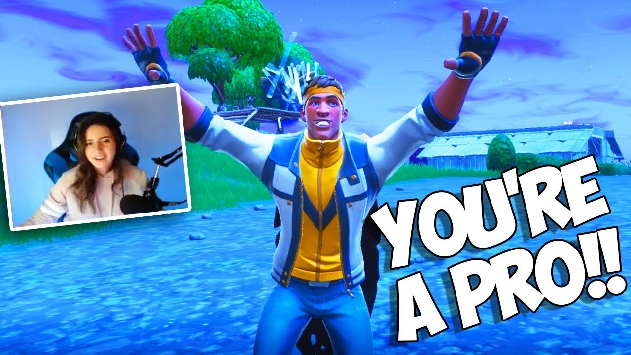 WhY ArE YoU sO gOoD? (Fortnite Funny Random Duos ...