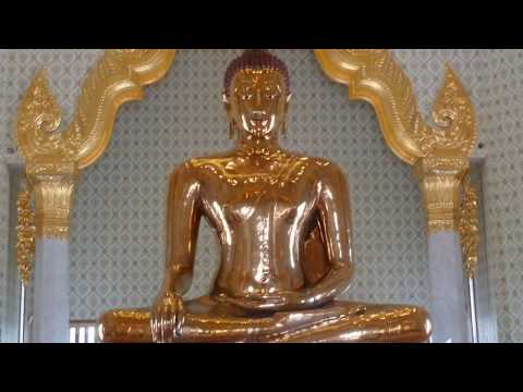 Bangkok City and Temple Guided Tour - Video