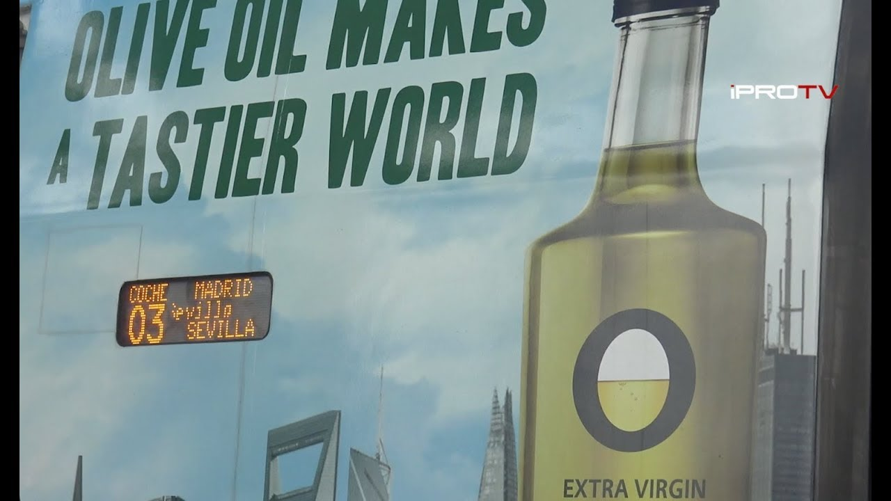 Olive Oil World Tour. Madrid Atocha
