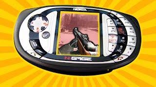 обзор Nokia N-Gage QD