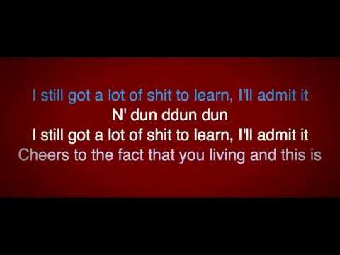 Luke Christopher - Lot to learn (Lyrics)