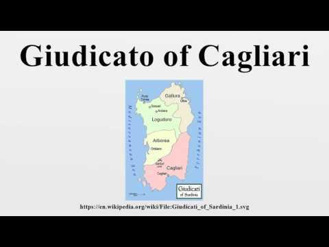 Giudicato of Cagliari