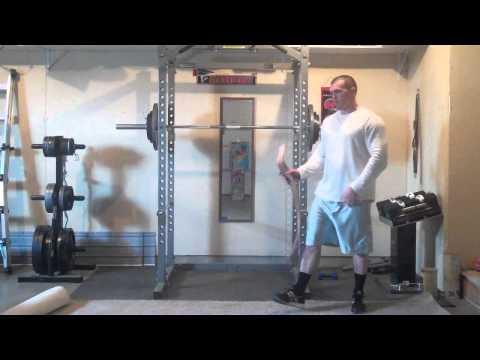 Dave Draper Legs Workout