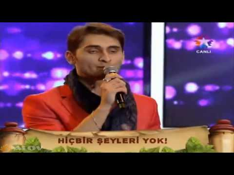 Popstar 2013 Kamran 'Es' (1.hafta)