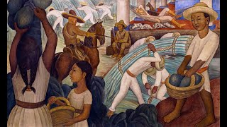 A brutal history told for a modern city, Diego Rivera's Sugar Cane
