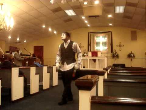 MARVIN SAPP- HE SAW THE BEST IN ME MIME.MPG.mpg