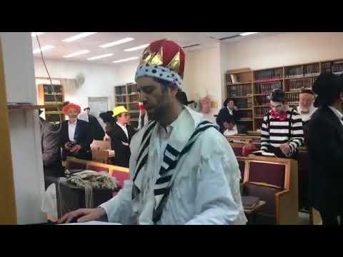 Ari Goldwag - Purim Mincha 5778