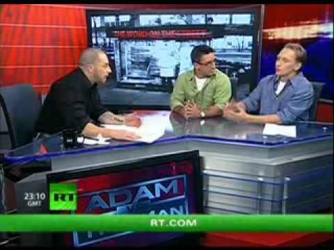 Adam vs. The Man - Reason Magazine anti-Ron Paul