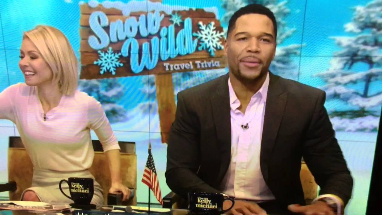Live with kelly and michael trivia contest
