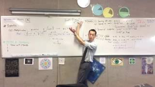 Inequality Proofs (3 of 5: Outline of three methods for proving inequalities)