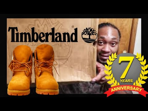 What 7 Year Old Timberland Looks Like? How To Keep Clean