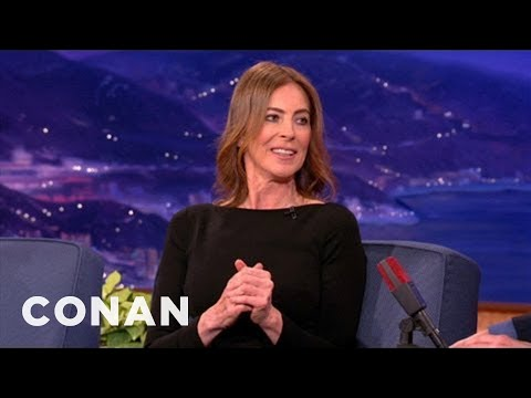 Kathryn Bigelow Interview Pt. 1 02/13/13 - CONAN on TBS