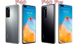 вот чем отличатся Huawei P40 Pro от Huawei P40! Цена смартфонов, отличия в камере и первые снимки