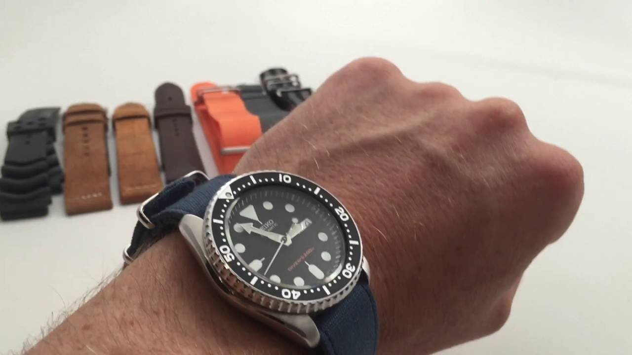 Seiko Skx Watch Strap Guide 8 Recommendations Bracelet