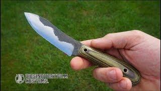 Messer Schmieden-Zusammenarbeit mit N Erstellen