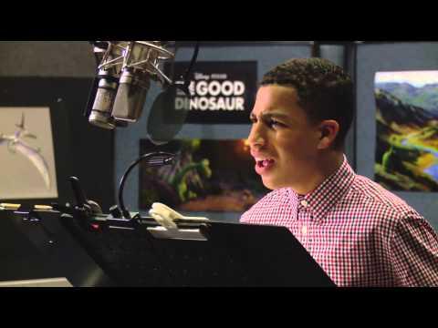 Behind-The-Scenes The Good Dinosaur Voice Recording - Pixar Animation Mp3