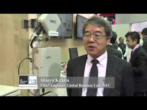 Showfloor Perspectives: The Japan Pavilion at ITU Telecom World 2013