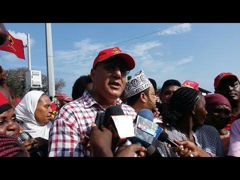 CS balala urges Coast leaders to drop the secession calls