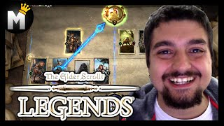 HEARTHSTONE DA BETHESDA - The Elder Scrolls: Legends