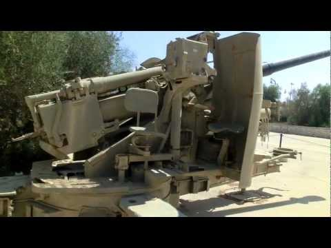 SM-4-1 coastal defense 130mm gun USSR (Captured from Egypt)