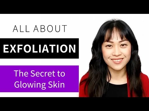 How to Get Glowing Skin: All About Exfoliation! Lab Muffin Beauty Science