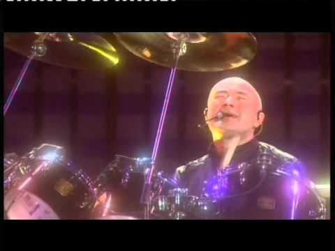 Phil Collins - Follow you follow me -Genesis live in Rome 2007HD