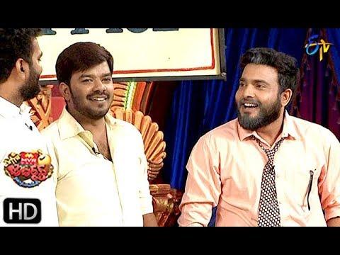 Sudigaali Sudheer Performance | Extra Jabardasth | 22nd March 2019   | ETV Telugu
