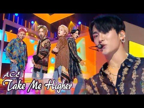 [HOT] A.C.E - Take Me Higher, 에이스 - Take Me Higher  Music core 20180616