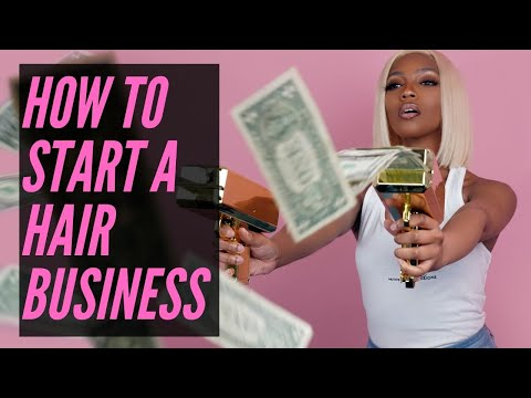 How to Start a Hair Business for $100 (Sell Hair Bundles & Wigs with Dropshipping)