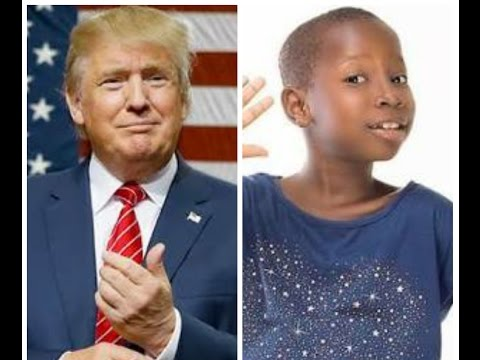 EMMANUELLA SAYS DONALD TRUMP IS...? (MARK ANGEL COMEDY) (Nigerian Music & Entertainment)