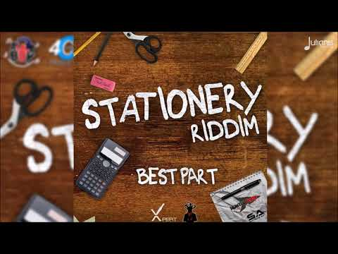 "Shortpree - Best Part (Stationery Riddim) ""2018 Soca"" (Grenada)"