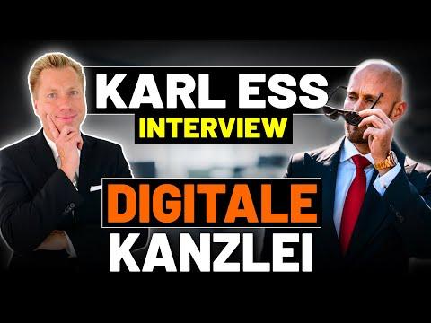 (Erste) Digitale Kanzlei Deutschlands? Markus Mingers & Karl Ess